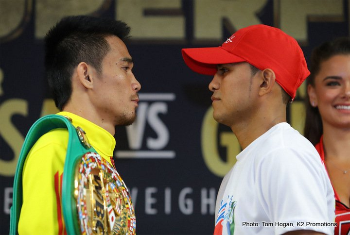 Rungvisai vs Gonzalez, Cuadras vs Estrada & Inoue vs Nieves final quotes