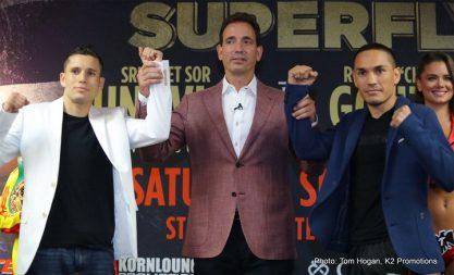 Antonio Nieves Carlos Cuadras Juan Francisco Estrada Naoya Inoue Roman Gonzalez Boxing News