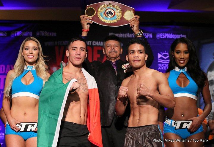 Genesis Servania Gilberto Ramirez Jesse Hart Óscar Valdez Boxing News