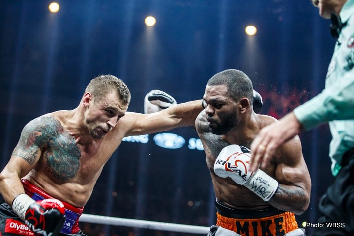 Mairis Briedis, Mateusz Masternak, Murat Gassiev, Stivens Bujaj - IBF Cruiserweight World Champion Murat Gassiev is full of praise for both Mairis Briedis and Mike Perez.