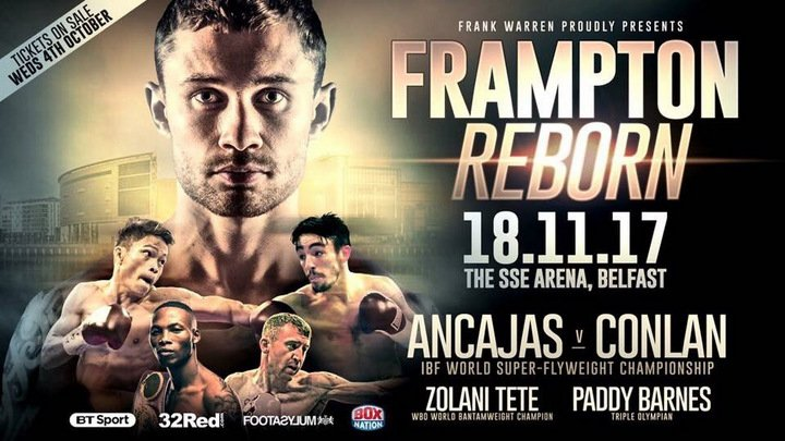 New promoter, fresh outlook – Carl Frampton heads forward and wants that third fight with Leo Santa Cruz