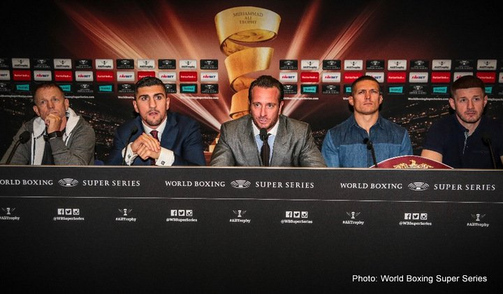 Aleksandr Usyk Marco Huck Boxing News Top Stories Boxing