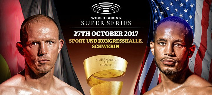 Jürgen Brähmer - Juergen Braehmer (48-3, 35 KOs) and Robert Brant (22-0, 15 KOs) meet in the ring on Friday October 27 when the World Boxing Super Series' super middleweight division and the quest for the Ali Trophy illuminate the Kongresshalle in Schwerin, Germany.