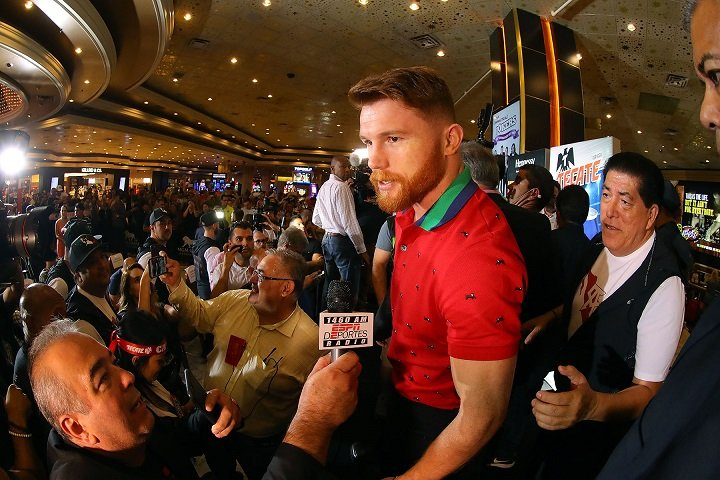 Can Canelo Alvarez use his anger to good effect in Golovkin return?