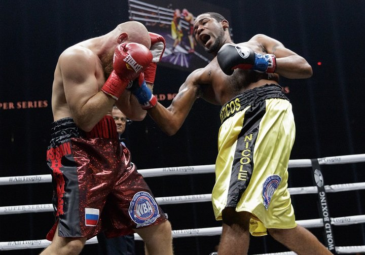 Dmitry Kudryashov Yunier Dorticos Boxing News Boxing Results