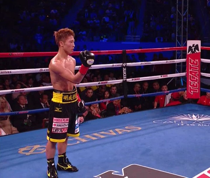 "Naoya Inoue looking to end the year with another bang against Yoan Boyeaux – ""The Monster"" in action on December 30"