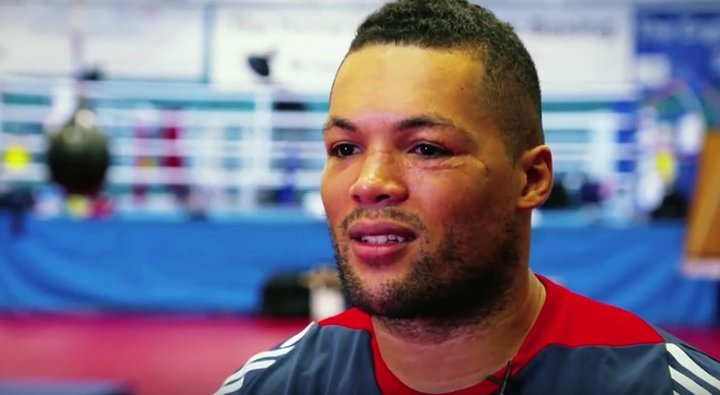 Joe Joyce, Lenroy Thomas - On May 5th in London, England, boxing history was made when 2016 Olympic Silver Medalist Joe Joyce became the first fighter to win the Commonwealth Heavyweight Championship in just his fourth professional fight.