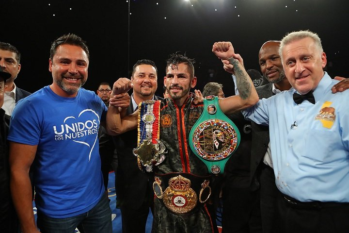 Jorge Linares Luke Campbell Boxing News Boxing Results