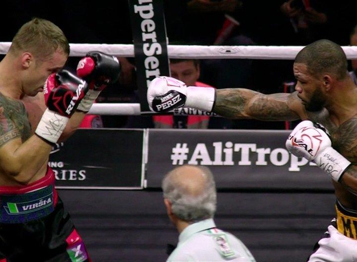 Krzysztof Glowacki Mairis Briedis Mike Perez Boxing News Boxing Results