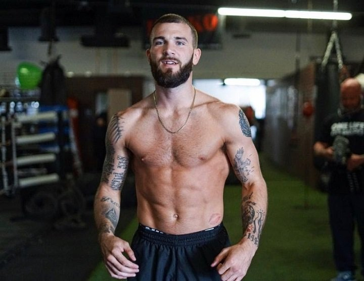 """Andrew Hernandez - Unbeaten middleweight contender, Caleb """"Sweethands"""" Plant (15-0, 10 KOs) is just a few days away from making his SHOWTIME debut this Friday at the Hard Rock Hotel & Casino in Las Vegas. Plant will face late opponent, Andrew Hernandez (19-6-1, 9 KOs) in a ten-round bout. Tune in this Friday on SHOWTIME (10 p.m. ET/PT)."""