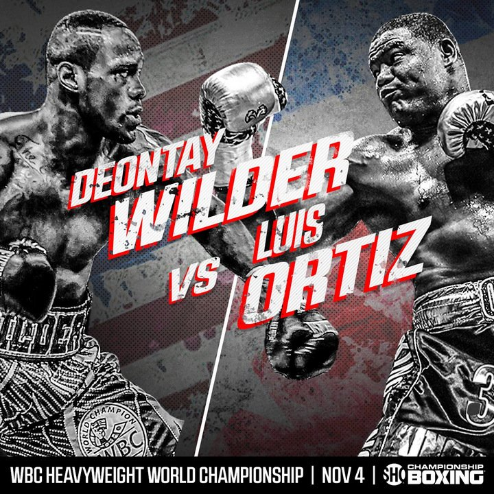 Wilder vs Ortiz, Stiverne vs Breazeale, Jacobs – November 4 promises to be a great night of boxing