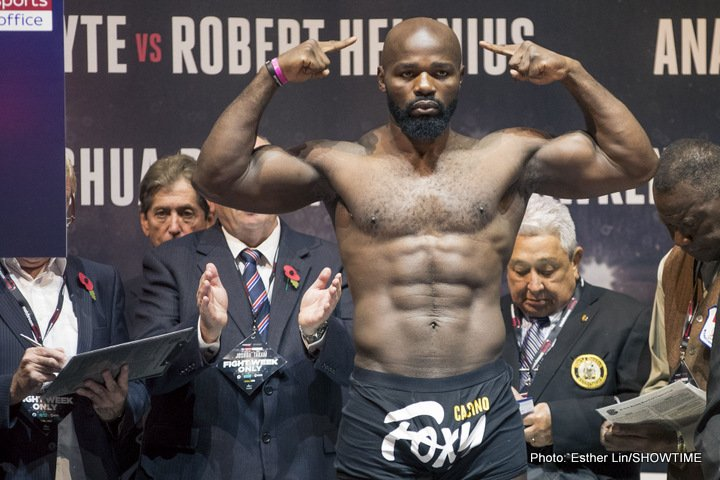 Carlos Takam to replace Jarrell Miller