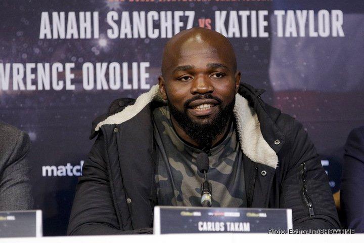 Carlos Takam - Boxing News