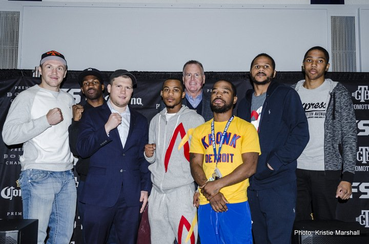 Anthony Dirrell Denis Douglin Boxing News