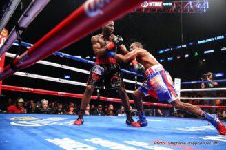 Austin Trout, Erickson Lubin, Erislandy Lara, Jarrett Hurd, Jermell Charlo, Terrell Gausha - Boxing News