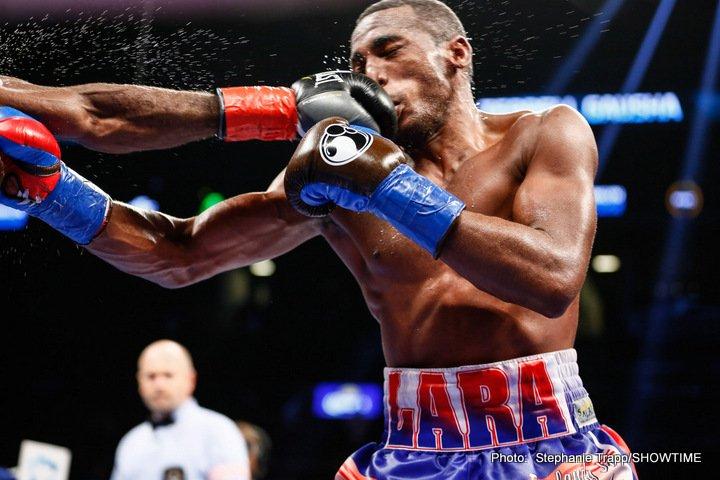 Erislandy Lara Jarrett Hurd Boxing News