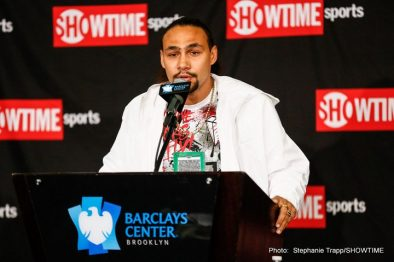 Deontay Wilder Errol Spence Keith Thurman Boxing News