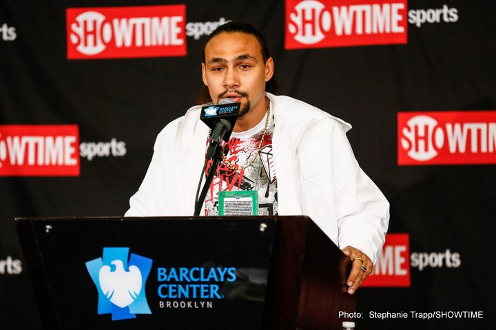 Keith Thurman - Keith Thurman, the reigning WBA and WBC welterweight champ, will have to wait a little longer until he finally returns to the ring. As fans know, Thurman has been inactive for over a year, since his March 4 2017 decision win over Danny Garcia, but he was set to return to action, against a TBA, on May 19.