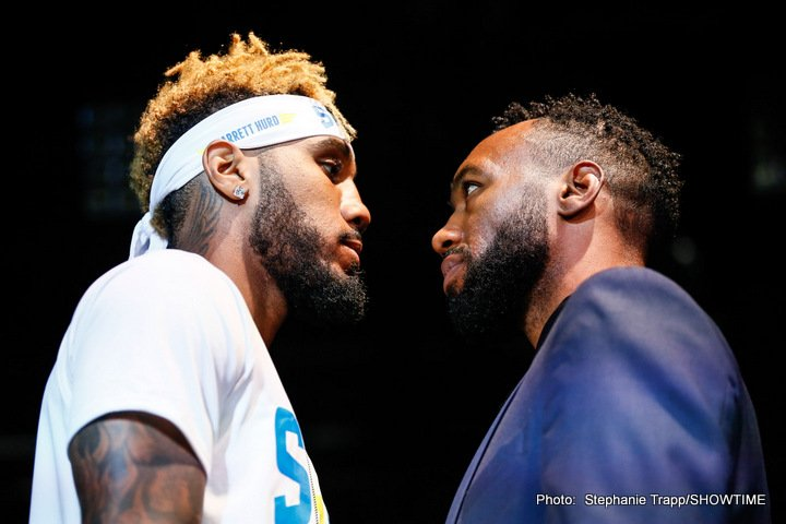 Austin Trout Erickson Lubin Erislandy Lara Jarrett Hurd Jermell Charlo Terrell Gausha Boxing News Top Stories Boxing