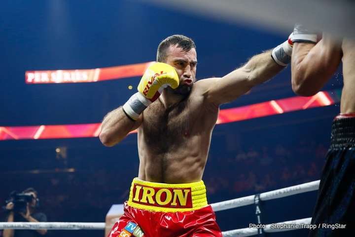 Murat Gassiev - Russian star lands on DAZN in the US and makes move to Heavyweight
