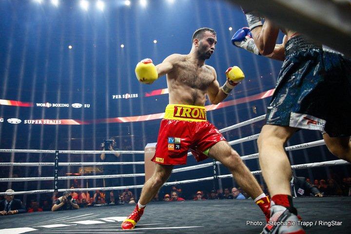 Krzysztof Wlodarczyk Murat Gassiev Boxing News Boxing Results
