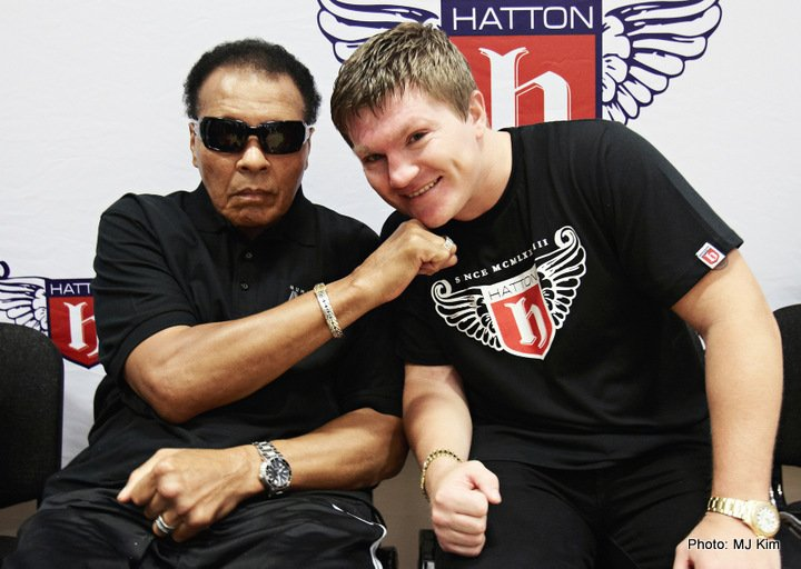 Ricky Hatton - The ballot sheets are out for the 2018 Hall of Fame, with voters having to make the agonising decision of picking just five fighters from the list of 32 – with just three of these fighters going through.