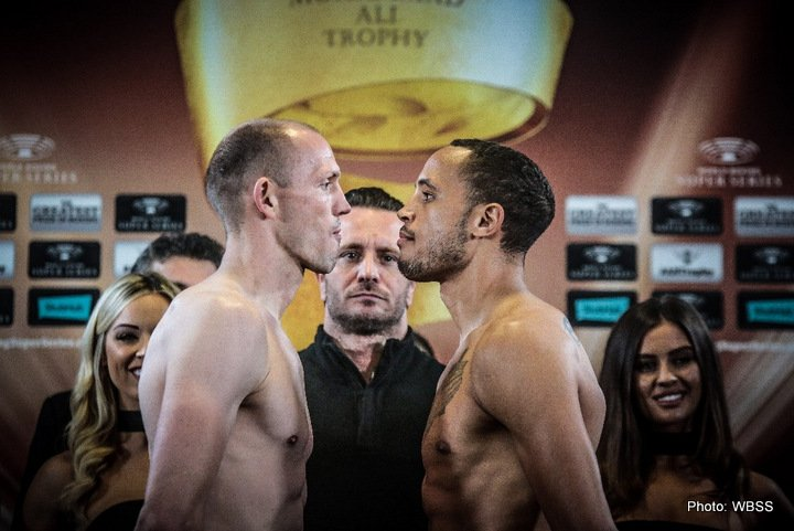 Juergen Braehmer Rob Brant Boxing News Top Stories Boxing