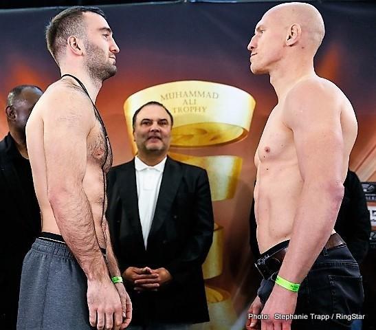 Krzysztof Wlodarczyk Murat Gassiev Boxing News