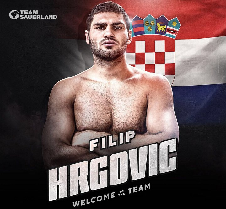Filip Hrgovic Boxing News