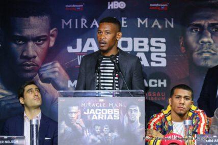 Daniel Jacobs, Jarrell Miller, Luis Arias, Mariusz Wach - Boxing News