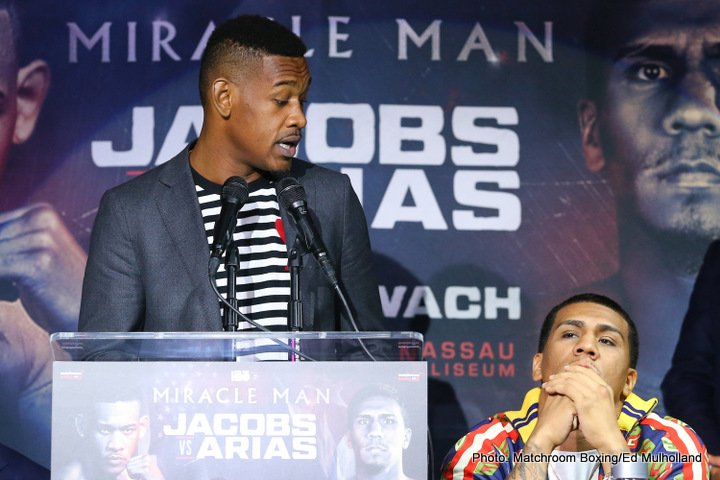 Daniel Jacobs special on HBO on Nov.4