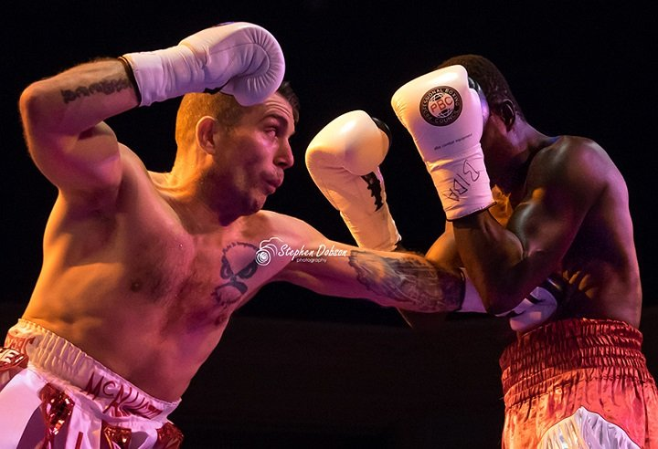 "Lee 'The Aberdeen Assassin"" McAllister Boxing Results British Boxing Press Room"