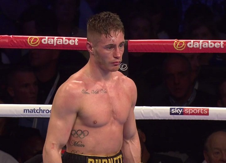 Ryan Burnett, Zhanat Zhakiyanov - In a big unification match, IBF World bantamweight champion Ryan Burnett (18-0, 9 KOs) came out ahead of Zhanat Zhakiyanov (27-2, 18 KOs) in beating him by a 12 round unanimous decision in scores that seemed far too wide for the fight that transpired inside the ring at The SSE Arena in Belfast, Northern Ireland.
