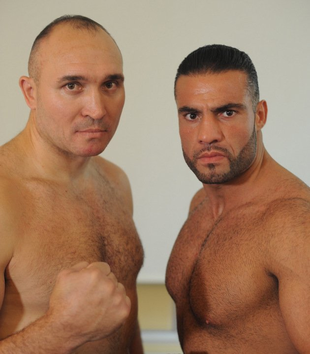 Manuel Charr vs Alexander Ustinov on 11/25 in Oberhausen, Germany