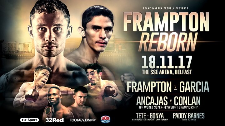 "Carl Frampton, Jono Carroll, Paddy Barnes, Saul ""Canelo"" Alvarez - Saul 'Canelo' Alvarez will be cheering for a shock upset on Saturday night as the Mexican superstar will be ringside in Belfast to support fellow Guadalajara native Horacio Garcia against hometown hero Carl Frampton."