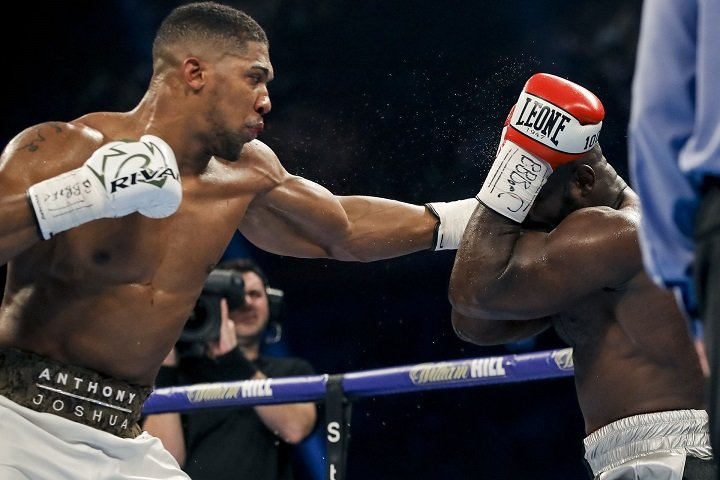 Anthony Joshua, Joseph Parker - Boxing News