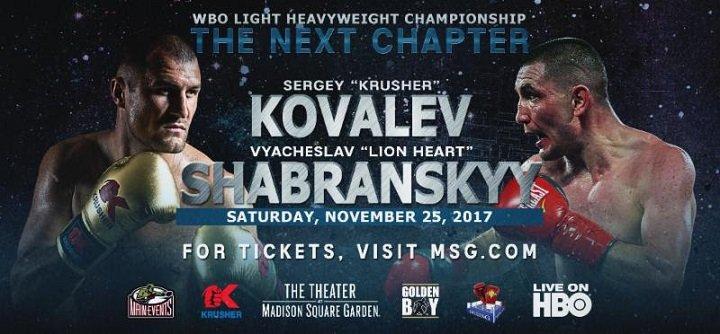 Image result for kovalev vs shabranskyy