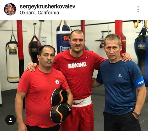"Sergey Kovalev - Former unified light heavyweight world champion Sergey ""Krusher"" Kovalev (30-2-1, 26 KOs) did a lot of soul-searching after his controversial loss to Andre ""S.O.G"" Ward over the summer in Las Vegas, Nevada. He traveled back to his home in Russia for several months with his wife, Natalia, and his son Aleksandr and even spent time meditating at a monastery in Greece. After months of contemplation, he decided it was time to sever his relationship with long-time trainer, John David Jackson."