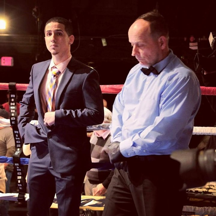 One Of Boxing's Youngest Promoters: AJ Rivera Of Rivera