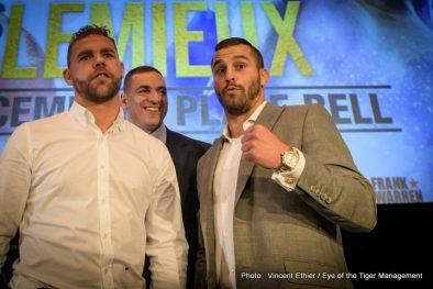 Billy Joe Saunders David Lemieux Boxing News
