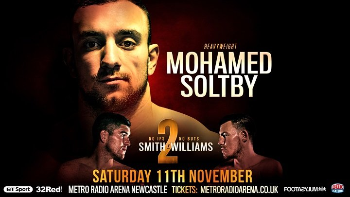 Liam Smith Liam Williams British Boxing Press Room