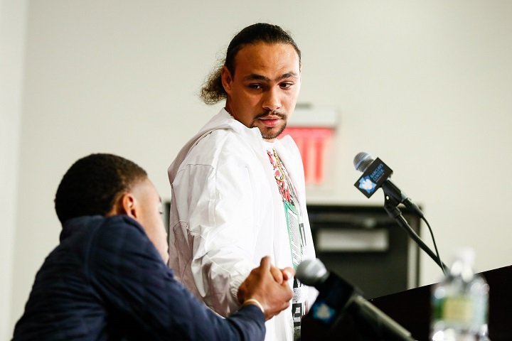 Spence, Thurman and Deontay Wilder map future