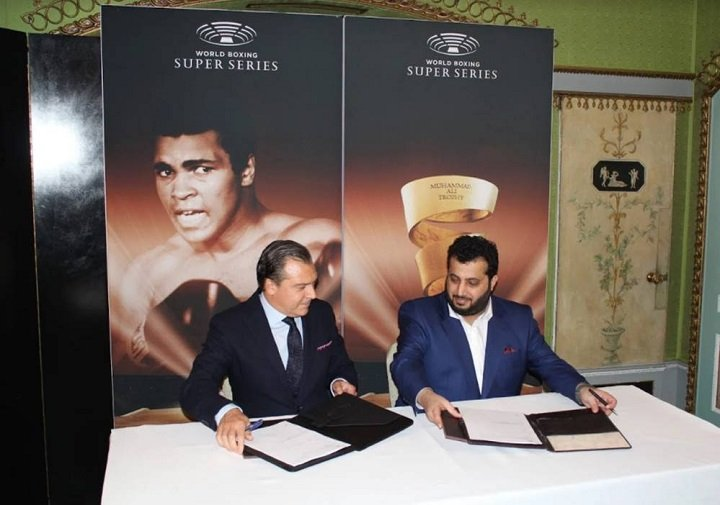 - The World Boxing Super Series Cruiserweight Final will be held in Jeddah in Saudi Arabia in May 2018 following an agreement signed in London between World Boxing Super Series organiser and owner Comosa AG and The General Sports Authority of Saudi Arabia. The date and venue for the Final will be announced in due time.