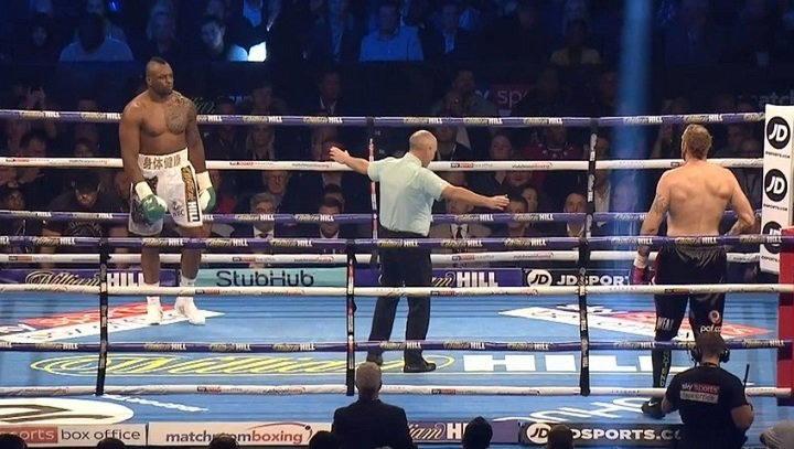 Robert Helenius - The chief support to the Joshua-Takam heavyweight title fight, between Dillian Whyte and Robert Helenius promised plenty but sadly delivered very little. Whyte did far more work than Helenius, who was content to box on the back-foot and basically survive.