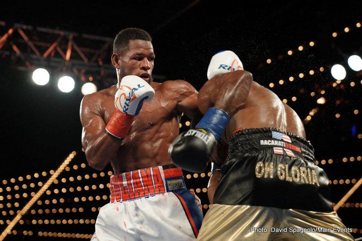 Jason Sosa Sullivan Barrera Yuriorkis Gamboa Boxing News Boxing Results