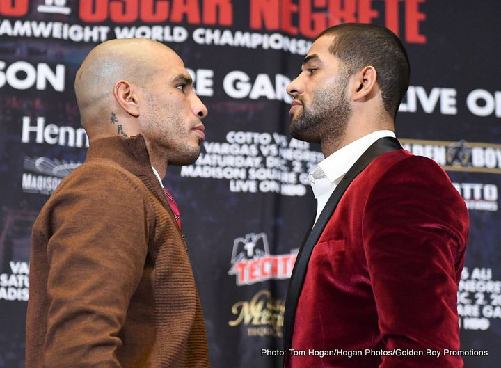 Miguel Cotto Sadam Ali Boxing News Top Stories Boxing