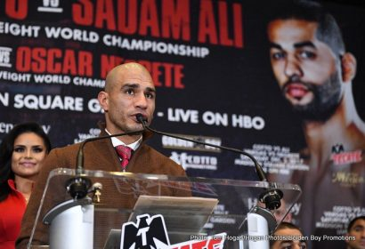 Miguel Cotto Sadam Ali Boxing News