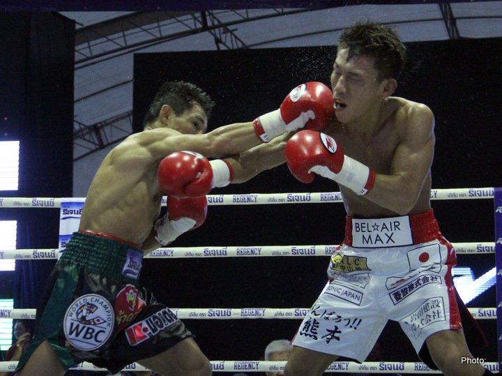 Wanheng Menayothin Boxing News