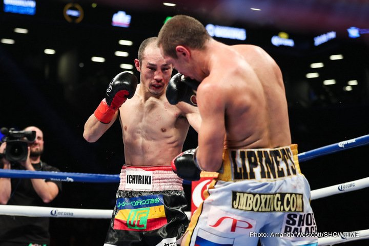 Sergey Lipinets Boxing News Boxing Results