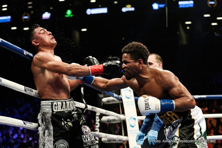 Adrian Granados Shawn Porter Boxing News Boxing Results